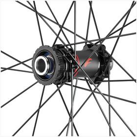 "Fulcrum Red Zone 5 MTB Wielset 27.5"" HG 8-11-speed Disc CL Clincher TLR Boost, zwart"